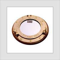 Easy To Install Porthole Mirrors