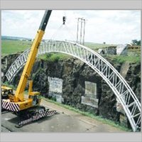 Mild Steel Arc Truss