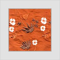 Embroidery Silk Fabrics