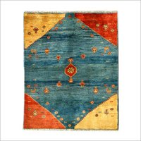Handknotted Gabbeh Carpet