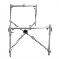Tubular Construction Quadro Rod Pod