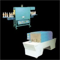 Pvc Shrink Wrapping Machine