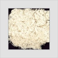 White Color Cotton Yarn Waste