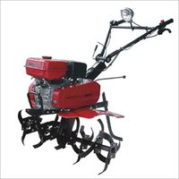 Red Color Cultivator Machine