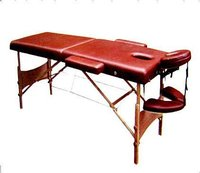 Portable Massage Wooden Table