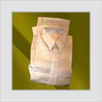 Banana Fiber Mixed Cotton Shirt