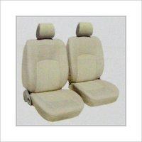 Plain Pattern Car Seat