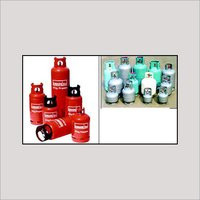 Industrial Grade Gas Cylinders