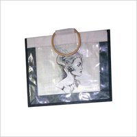 Ladies Fancy Jute Hand Bag