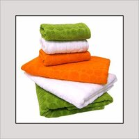 Plain Pattern Terry Towels