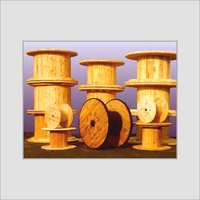 Wooden Body Cable Drums