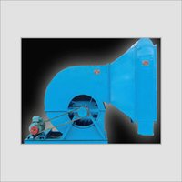 Blue Color Industrial Blower