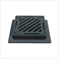 Double Triangular Gully Grate And Frame