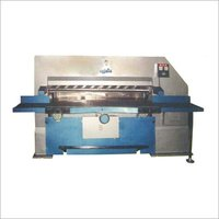 HIGH SPEED FULLY AUTO PAPER GUILLOTINE