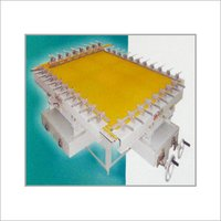 Mechanical Fabric Stretching Unit