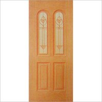 Four Panel Wooden Door
