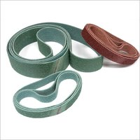 Surface Conditioning Belt For Metals, Plastics And Wood