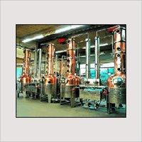 Distillery Plants