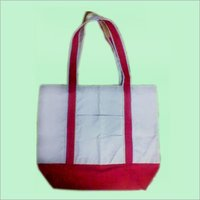 Light Weighted Handled Canvas Bag