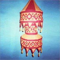 Fancy Damaru Lamp Shade