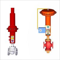 Corrosion Resistance Pneumatic Control Valve