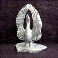 Handcrafted Decorative Stone Figures