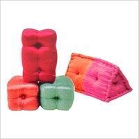 Handmade Soft Box Cushion