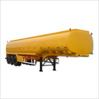 Oil And Fuel Transport Tank Trailer