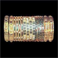 Copper Bangle Set