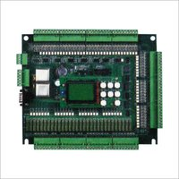 Microprocessor Based Elevator Controller PCB