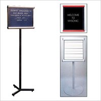 Free Standing Signages