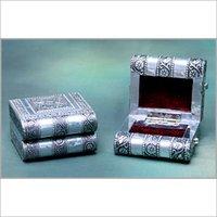 Designer Silver Jewelery Boxes