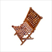 Sheesham Wooden Folding Chair