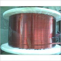 Enamelled Rectangular Copper Wires