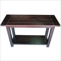 Rectangular Shape Tea Table