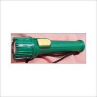 Flashlight Torch (Green Color)