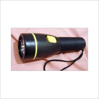 Led Flashlight (Black Color)