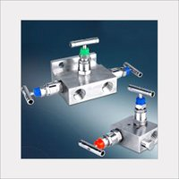 Stainless Steel Manifold Valves