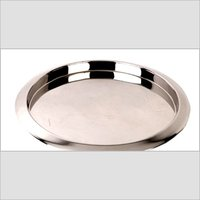 Stainless Steel Round Bar Tray