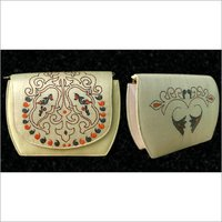 Handicrafts Ladies Silk Handbag