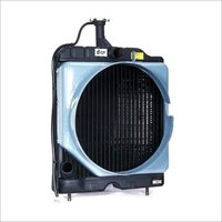 Radiator Assembly For Tractor