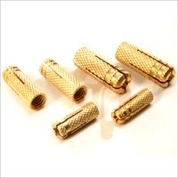Excellent Finished Brass Anchors