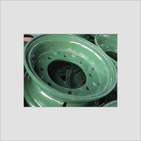 Double Plated Wheel Rim For Tractor