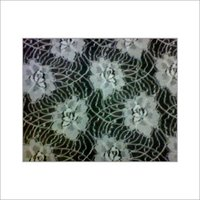 Heena Flower Knitted Fabric