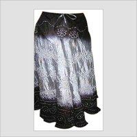 Skin Friendliness Designer Skirt