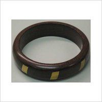 Printed Wooden Bangles For Ladies