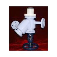 Jacketed Flush Bottom Valve