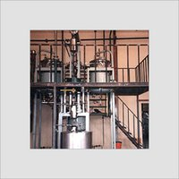 Pilot Solvent Extraction Plant