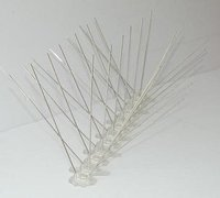 Plastic Base Stainless Steel Bird Spike
