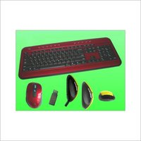 2.4ghz Wireless Combo Digital Mouse And Keyboard